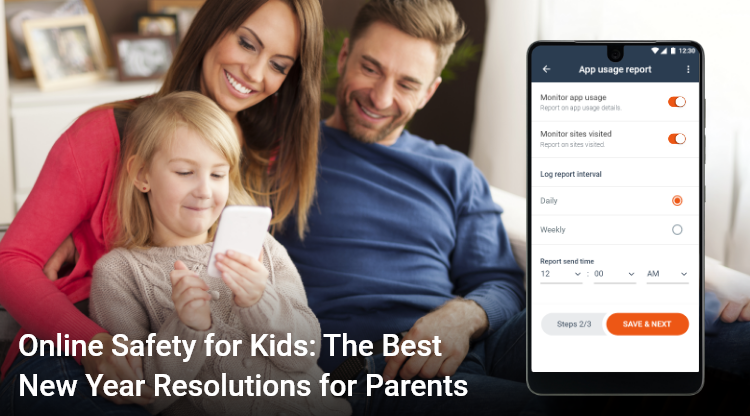 Online Safety for Kids: The Best New Year's Resolutions for Parents